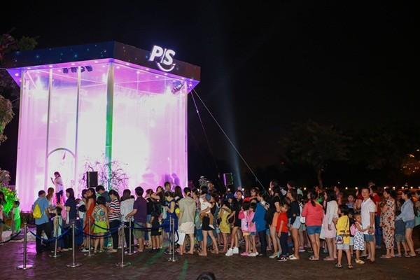 Hình ảnh: Ngôi nhà bánh kẹo khổng lồ tại TP.HCM lập kỷ lục Việt Nam số 1