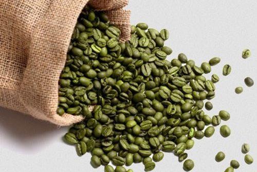 Cà phê xanh có công dụng giảm cân thần kỳ